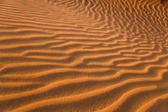 Las dunas de Maspalomas Royalty Free Stock Image