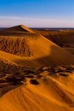 Las dunas de Maspalomas Stock Image