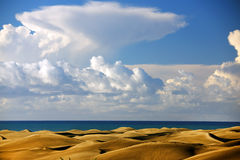 Las Dunas des Maspalomas Stock Photos
