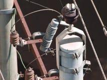 Las eléctricas Imagen de archivo