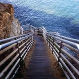 Las Escaleras Imágenes de archivo libres de regalías