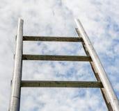 Las escaleras Imagen de archivo libre de regalías