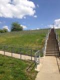 Las escaleras cambiantes de la vida Fotos de archivo