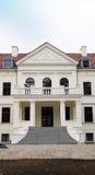 Las escaleras del palacio Fotografía de archivo libre de regalías