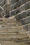 Las escaleras están subiendo Fotos de archivo libres de regalías