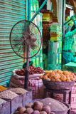 Las especias comercializan en Jodhpur, la India imágenes de archivo libres de regalías