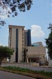 Las estadísticas contienen en Kampala Fotografía de archivo libre de regalías