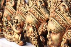 Las estatuas de dios Fotografía de archivo libre de regalías