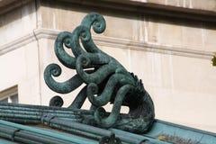 Las estelas de Kraken Fotos de archivo libres de regalías