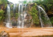las för bolivia cuevasfalls Royaltyfri Bild