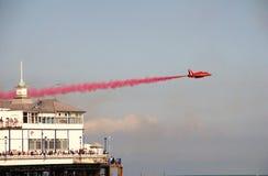 Las flechas rojas, Eastbourne Fotos de archivo