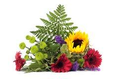 Las flores se mezclaron Imágenes de archivo libres de regalías