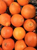 las frutas anaranjadas de la fruta fresca del color anaranjado son útiles a la salud mucha vitamina, jugo, veretarianets imagen de archivo