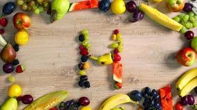 Las frutas hicieron la letra H metrajes