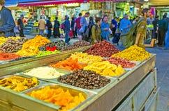 Las frutas secadas Fotos de archivo