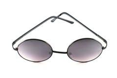 Las gafas de sol negras Foto de archivo