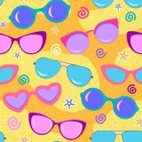 Las gafas de sol varan el modelo fotos de archivo libres de regalías