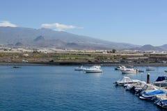 Las Galletas, Tenerife Royalty Free Stock Images