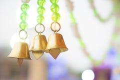 Las gotas de Bell que adornan el festival son un evento anual en el cou Imágenes de archivo libres de regalías
