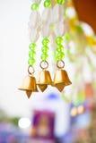 Las gotas de Bell que adornan el festival son un evento anual en el cou Fotografía de archivo