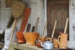 Las herramientas de la cocina Imagen de archivo libre de regalías
