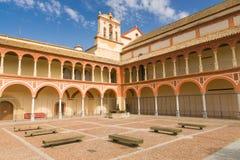 Símbolos católicos en Córdoba Fotos de archivo libres de regalías