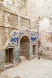 Las ilustraciones y el diseño que aguantan de Herculano Imagen de archivo libre de regalías