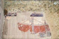 Las ilustraciones y el diseño que aguantan de Herculano Imagenes de archivo