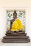 Las imágenes antiguas de Buddha Imagen de archivo libre de regalías
