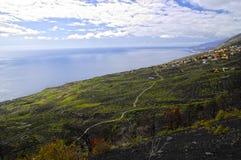 Las Indias, La Palma island stock photography