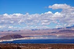 las jeziorny dwójniak Vegas Obrazy Royalty Free