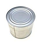 Las latas de estaño cerradas Fotos de archivo
