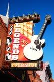 Las leyendas arrinconan, Nashville Foto de archivo libre de regalías