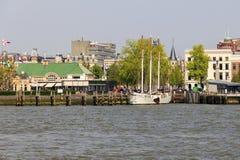 A las literas de Rotterdam Imagen de archivo