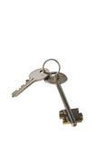 Las llaves Imágenes de archivo libres de regalías