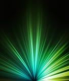 Las luces brillantes abstractas ilustraron diseño del fondo Foto de archivo libre de regalías