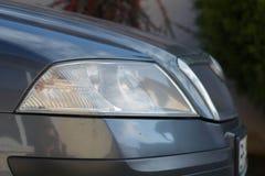 Las luces del coche Fotos de archivo