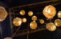 las luces son muy calientes fotografía de archivo