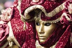Las máscaras de Venecia imagenes de archivo