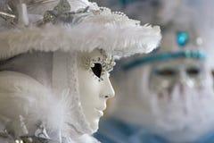 Las máscaras de Venecia Fotos de archivo