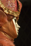 Las máscaras de Venecia Foto de archivo