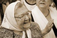 Las madres del Plaza de Mayo imagen de archivo libre de regalías