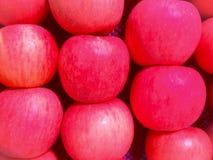 Las manzanas Imagen de archivo libre de regalías