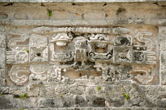 Las Monjas, Chichen Itza Ruins, Yucatan, Mexico Stock Photos