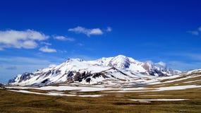 Las montañas Imágenes de archivo libres de regalías