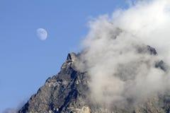 Las montañas Foto de archivo