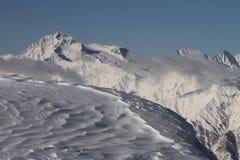 Las montañas Fotos de archivo