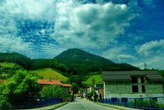 Las montañas fotos de archivo libres de regalías
