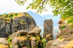 Las montañas de Pindos Imágenes de archivo libres de regalías