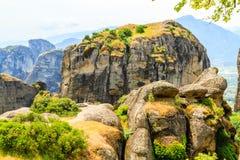 Las montañas de Pindos Foto de archivo